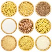 Rijst,  pasta, bloem,deegwaren