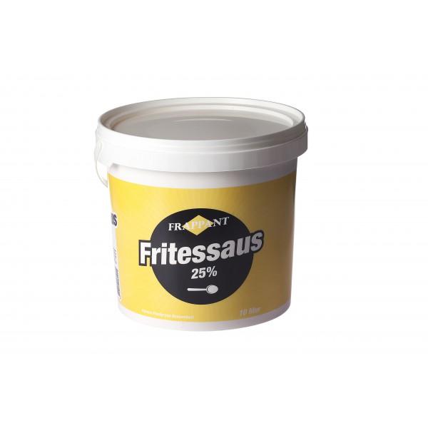 Fritessaus 25% emmer     Frappant       10ltr