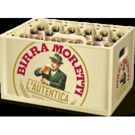 Birra Moretti krat 24x0.30ltr